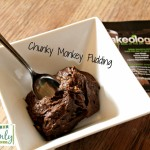 Chocolate Shakeology Recipe | Chunky Monkey Pudding