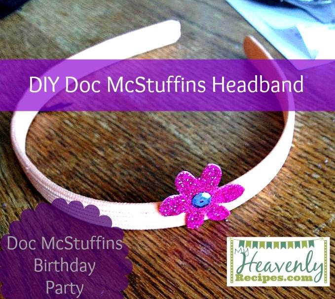 DIYDocMcStuffinsHeadband