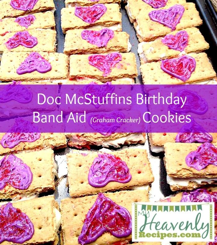 DocMcStuffinsBirthdayPartyFood