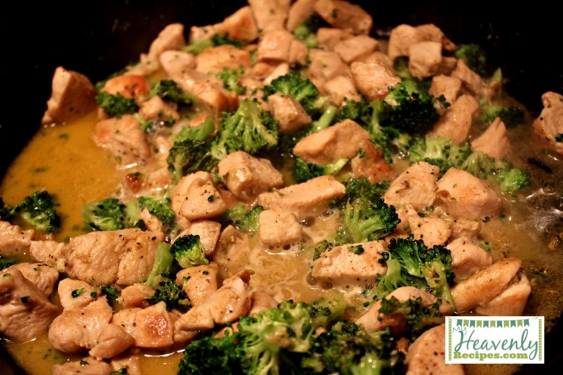 BroccoliChickenPasta