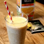 Shakeology Recipes | Vanilla Dreamsicle Shake + Video