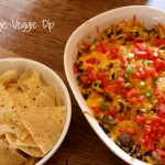 Sausage Dip Recipe with Veggies