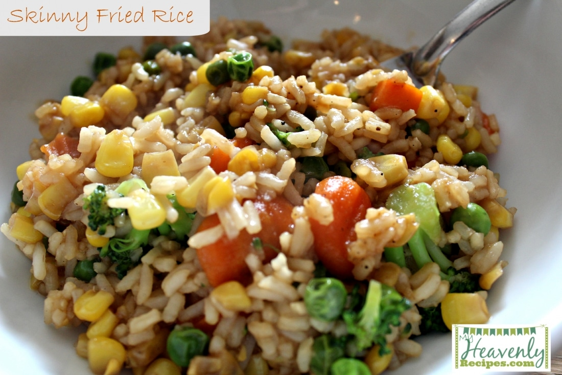 Skinny Fried Rice