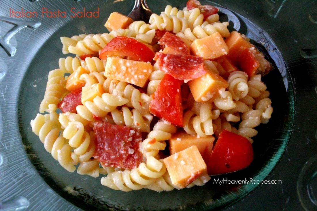 Italian Pasta SaladRecipe