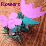 Spring Craft for Kids: Spring Flowers