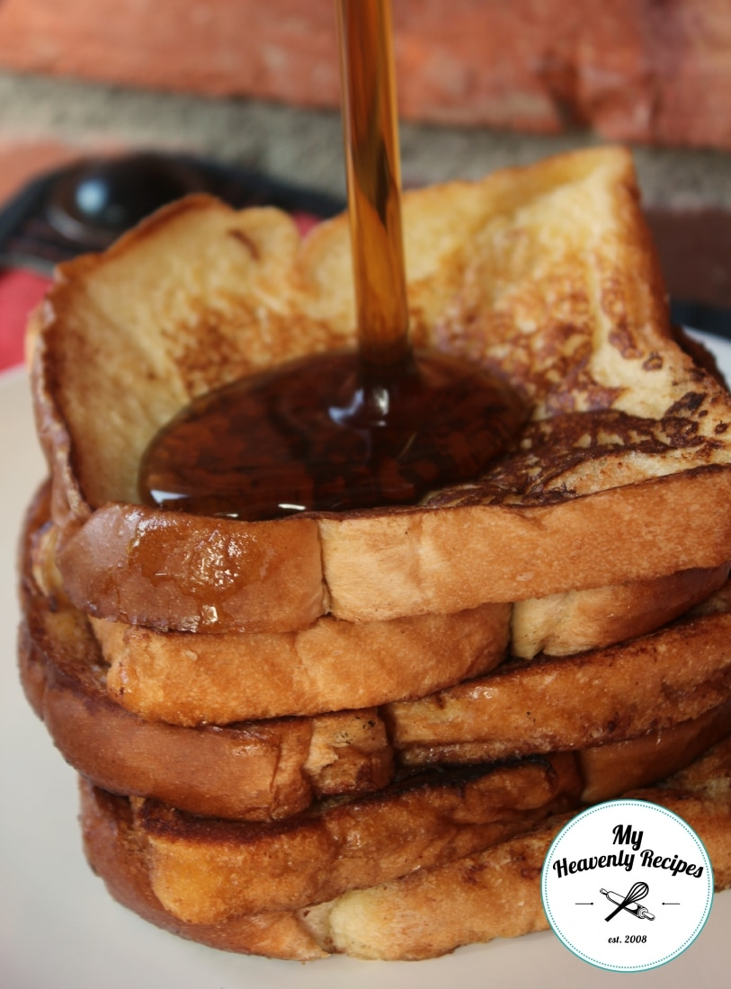 TT's Simple Cinnamon French Toast