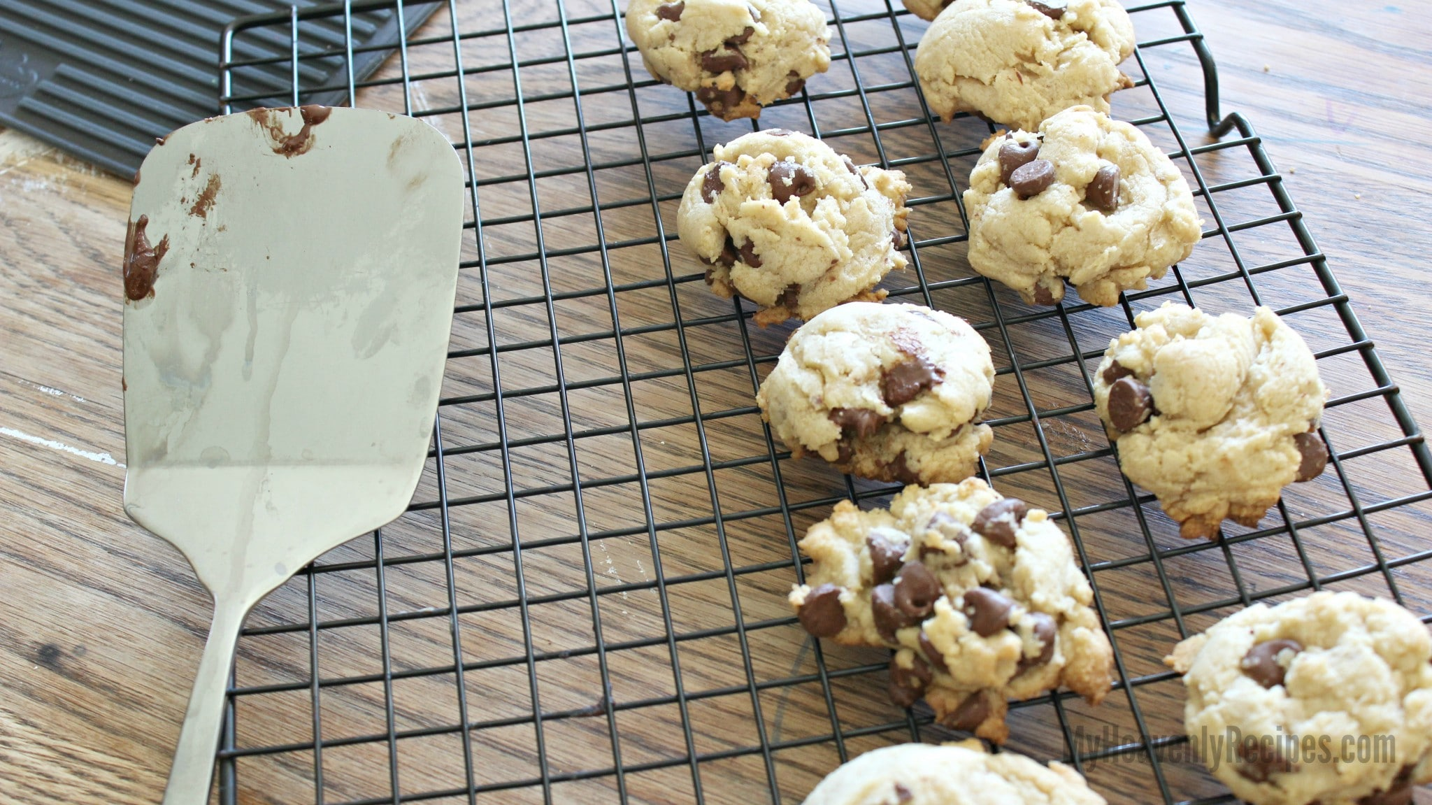 Marci's Chilled Chocolate Chip Cookies Recipe + Video - My ...
