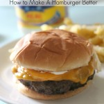 10 Simple Tips on How to Make A Hamburger Even Better