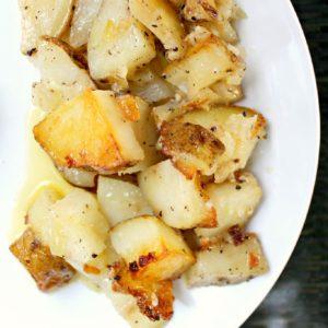 Foiled Potatoes - A Potato and Onion Recipe + Video