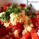 Homemade Bruschetta Recipe