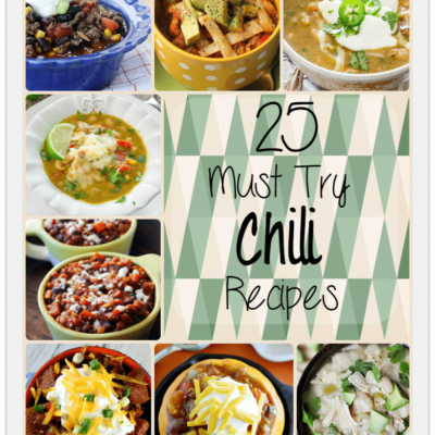 26 award winning chili recipes photo collage