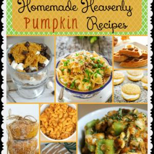 26 Homemade & Heavenly Pumpkin Recipes