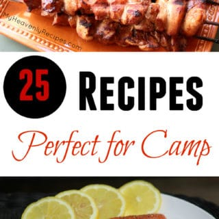 25 Camp Recipes For Your Family