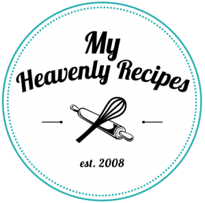 My Heavenly Recipes Medium Logo
