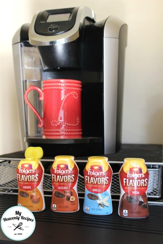 Folgers Flavors Flavors