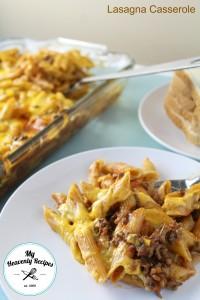 Lasagna Casserola