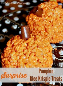 Pumpkin-Rice-Krispie-Treat-with-Surprise-inside