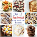 35 Quick Breakfast Recipes