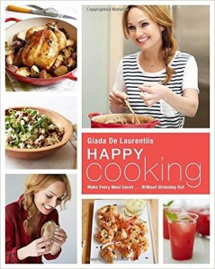 Giada de Laurentis Happy Cooking