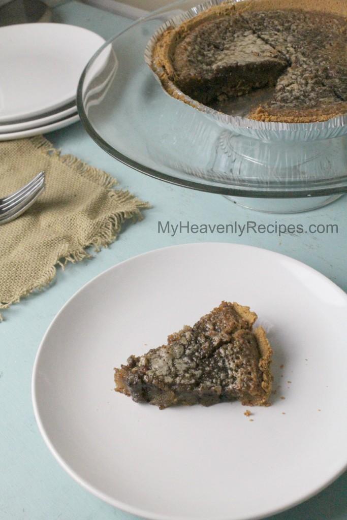 slice of homemade Derby Pie®