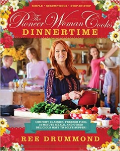 Pioneer Woman Dinnertime Cookbook