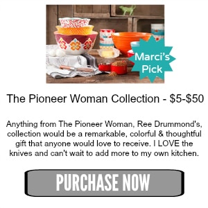 The Pioneer Woman's Collection
