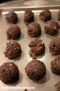 Cookie Truffle Step 3