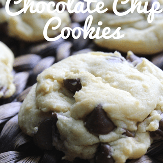 featured image for chocolate chip cookies