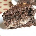 Bud's Best Caco Cheesecake Ganache Cake