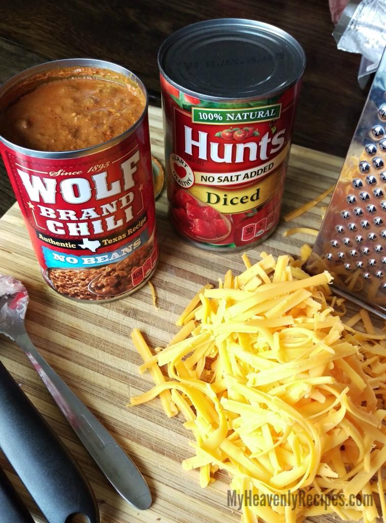 Chili Dip Ingredients