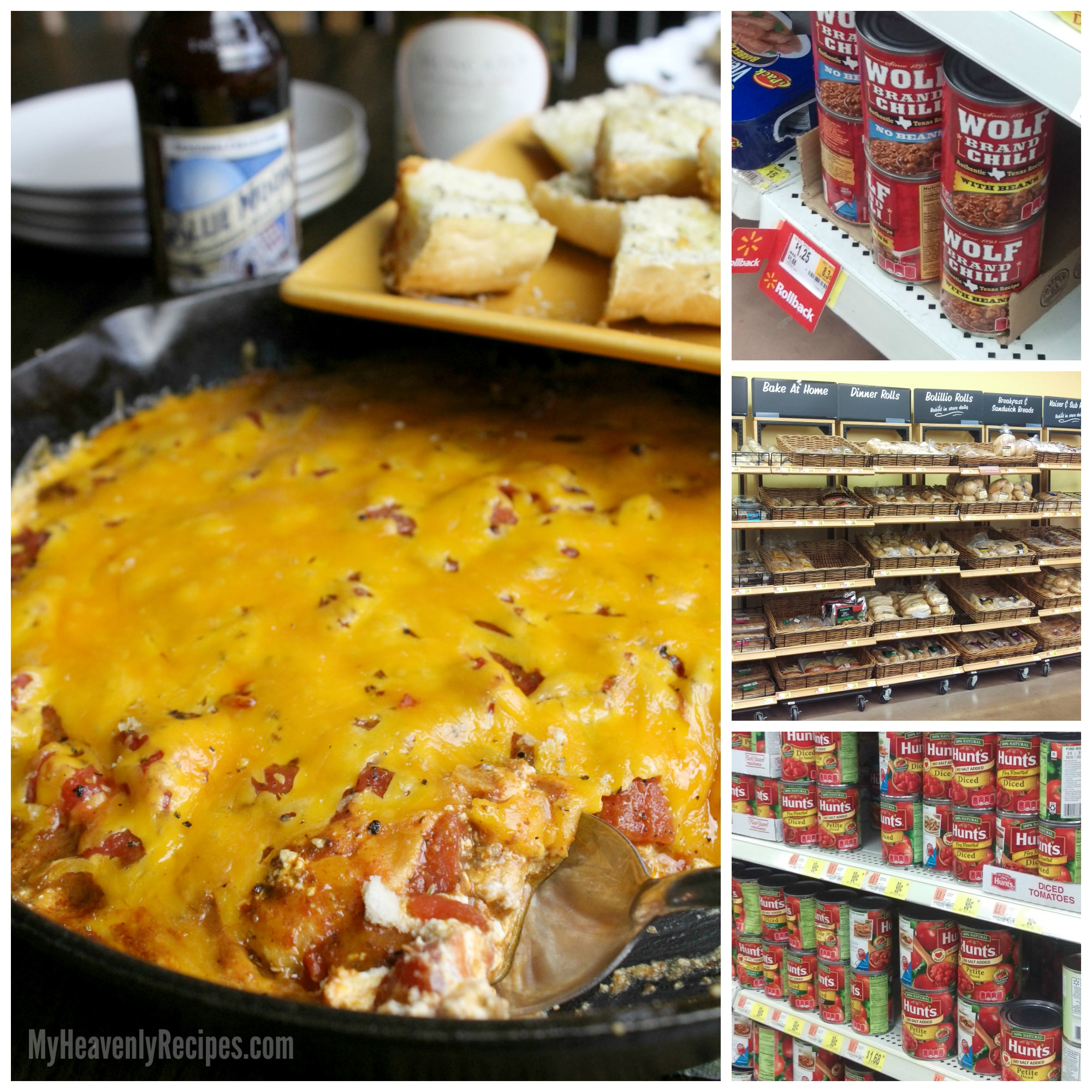 Chili Dip Ingredients at Walmart