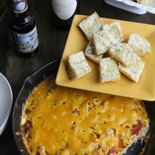 One Dish Chili Dip