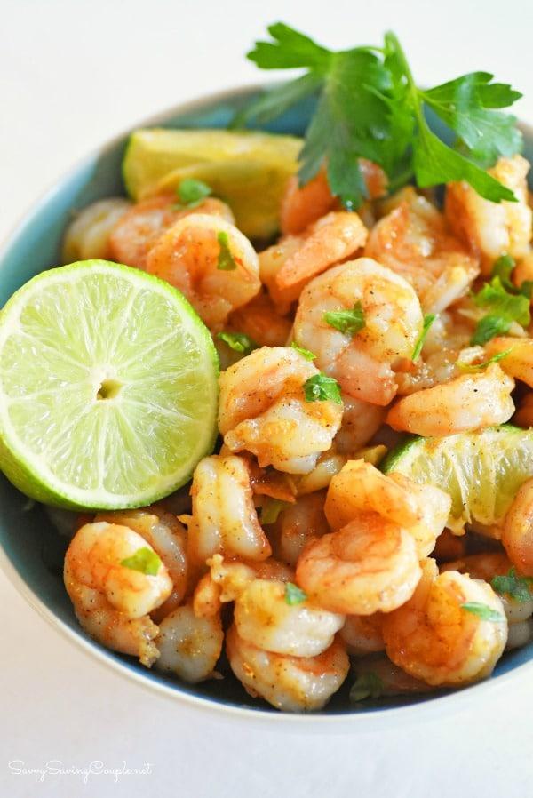 Garlic-Lime-Shrimp