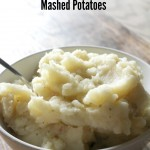 Best Recipe for Mashed Potatoes