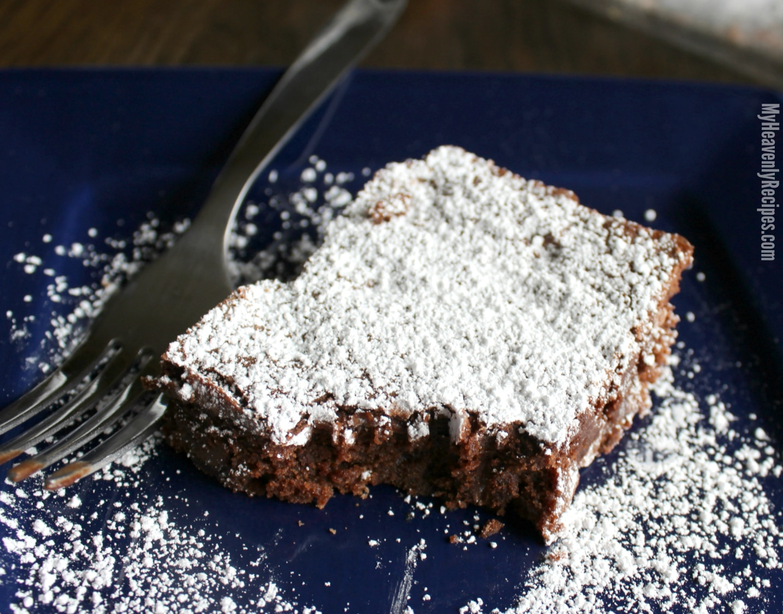 Bite Homemade Brownie
