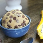 Eggless Cookie Dough + Video