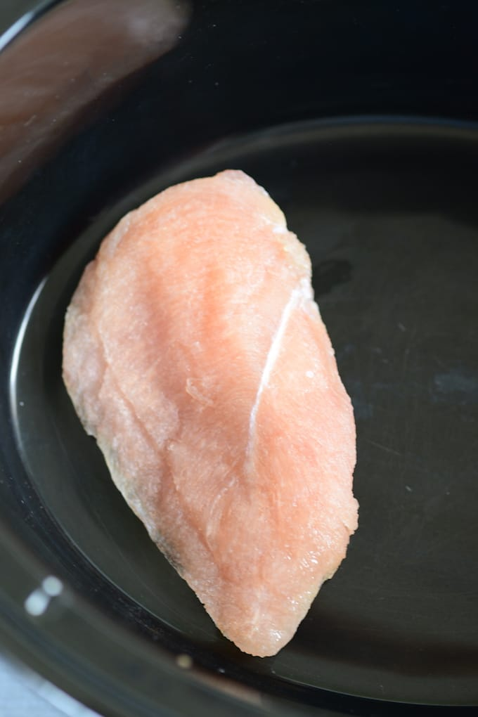 raw boneless skinless chicken breast