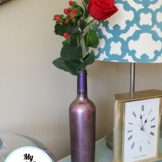 How to Paint and Decorate a Wine Bottle