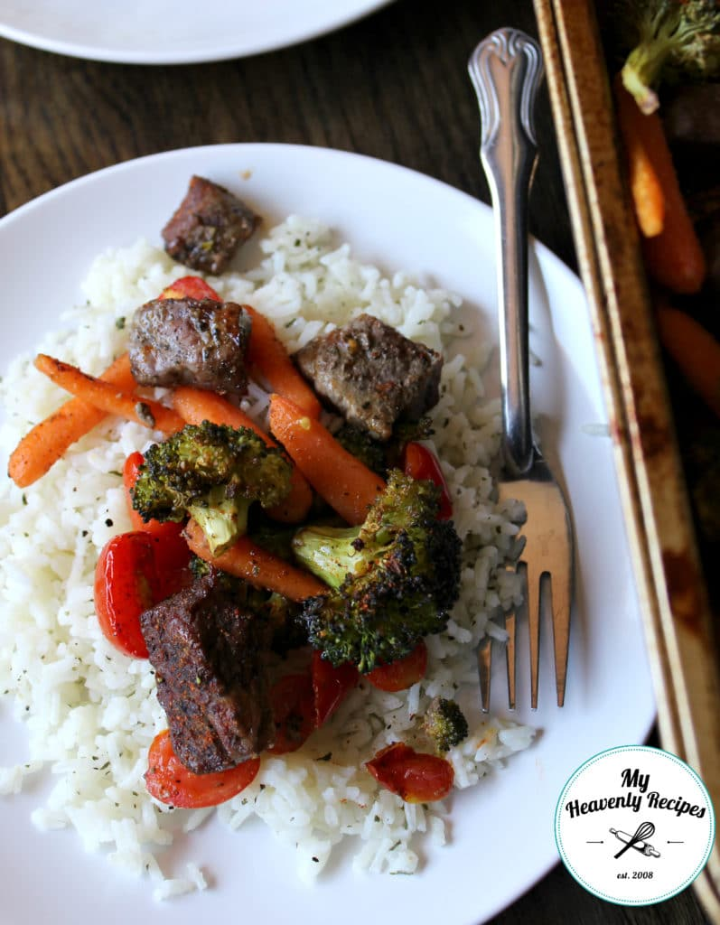 One Pan Steak Stir Fry