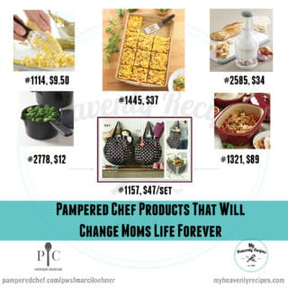 Pampered Chef Products That Will Change Moms Life Forever