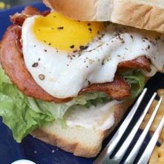 BELT Sandwich – The NEW Way To Enjoy a BLT