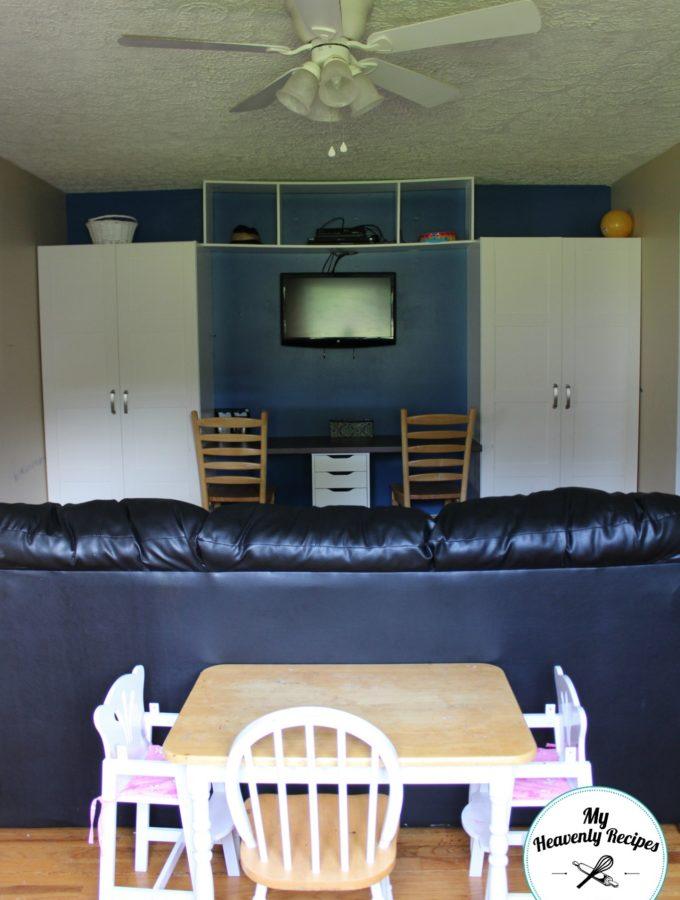 Ikea Playroom Makeover