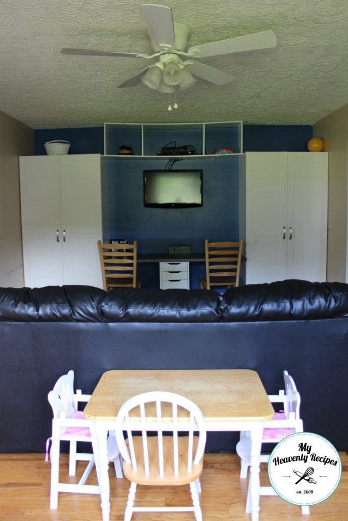 Ikea Playroom Makeover