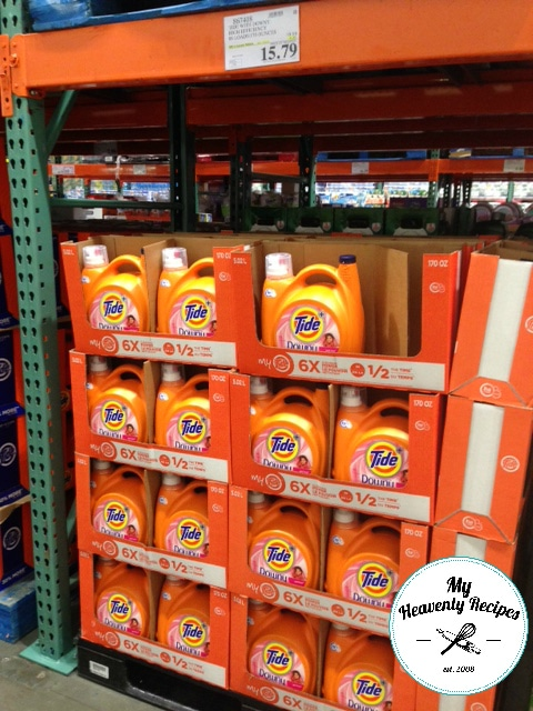 Tide Costco