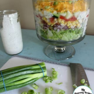 7 Layer Salad (My Way)