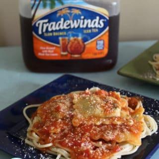 Meatless Spaghetti Sauce