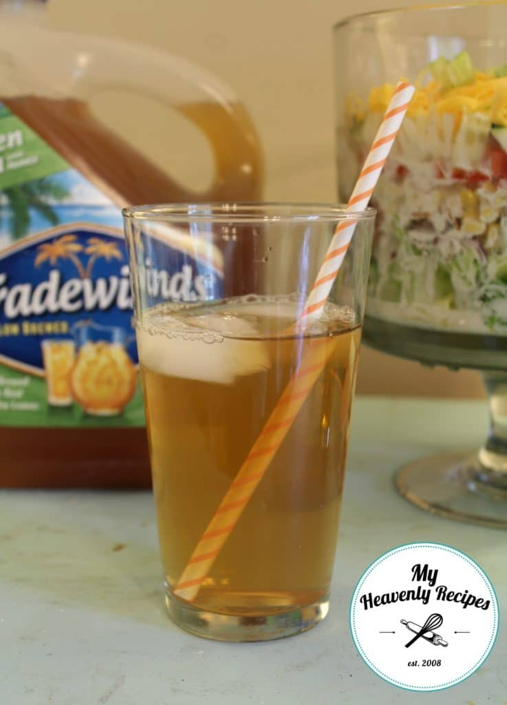 Tradewinds Green Tea with Honey