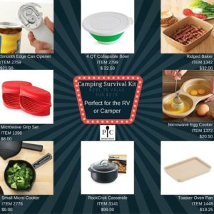Pampered Chef Virtual Party Graphics My Heavenly Recipes