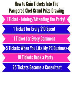Generic Grand Prize Drawing