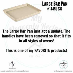 Large Bar Pan